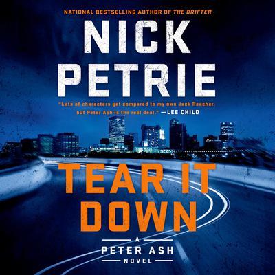 Tear It Down Audiobook, by Nick Petrie