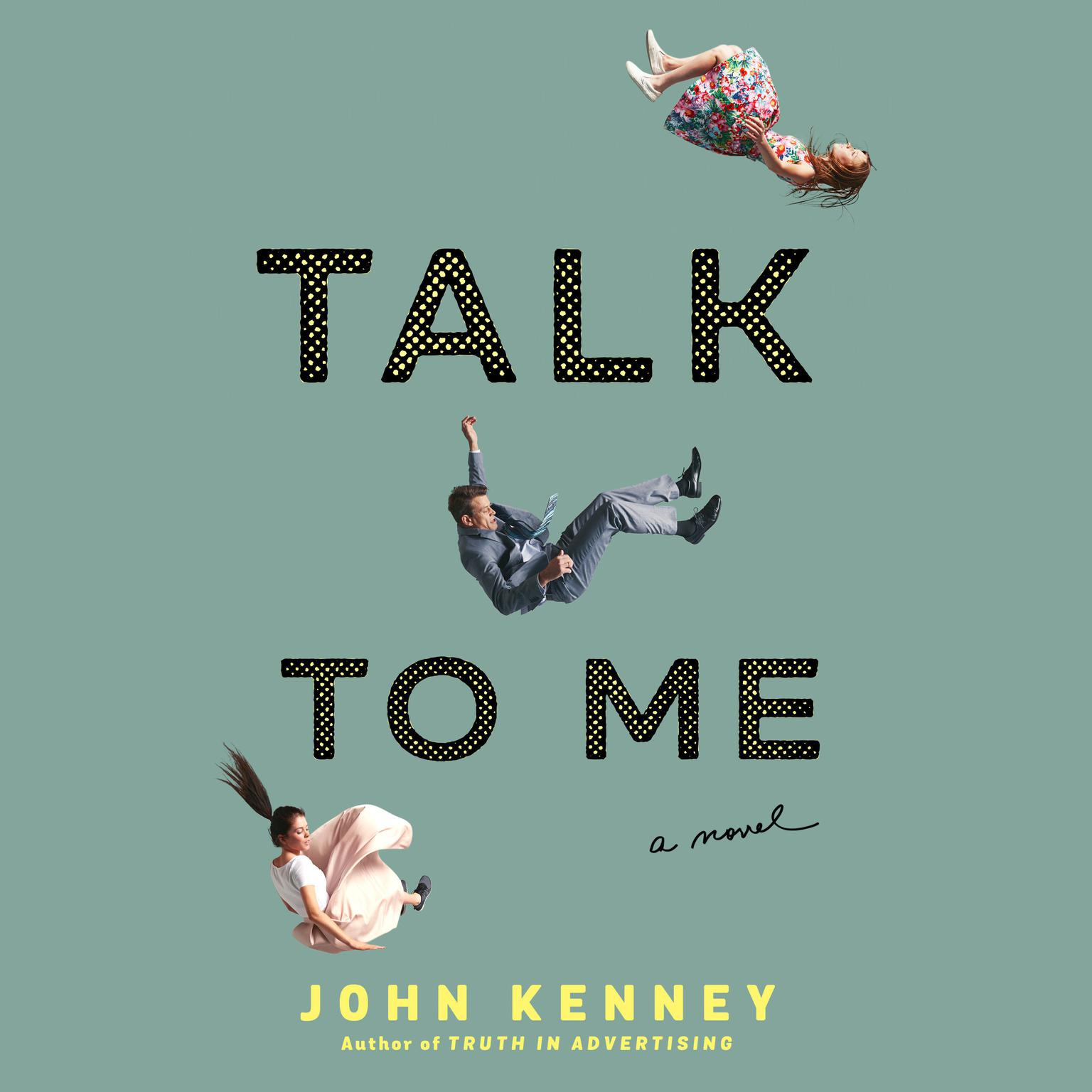 Printable Talk to Me Audiobook Cover Art