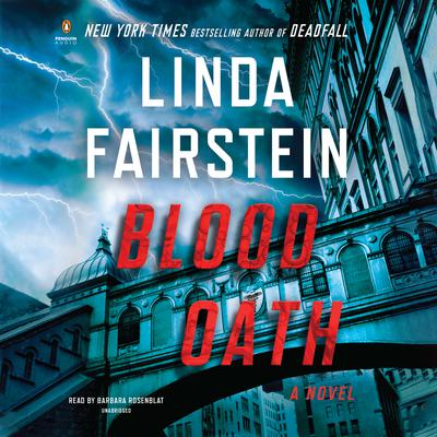 Blood Oath: A Novel Audiobook, by Linda Fairstein