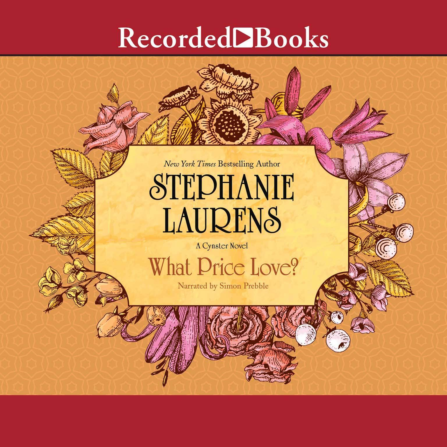 Printable What Price Love? Audiobook Cover Art