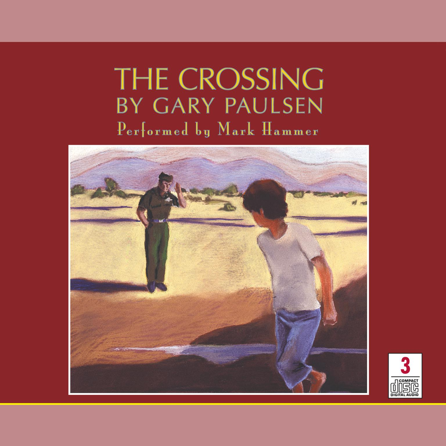 The Crossing Audiobook, by Gary Paulsen