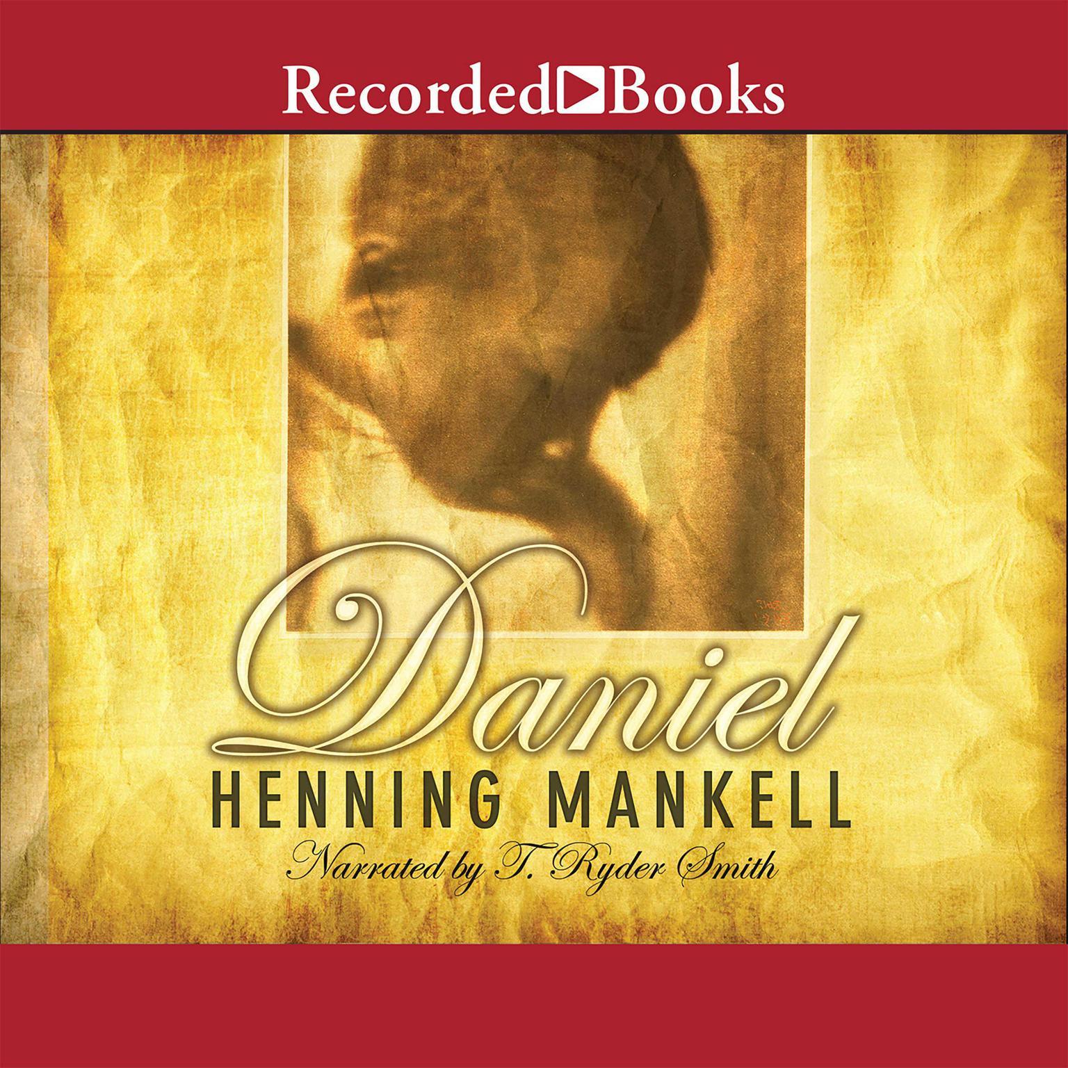 Printable Daniel Audiobook Cover Art