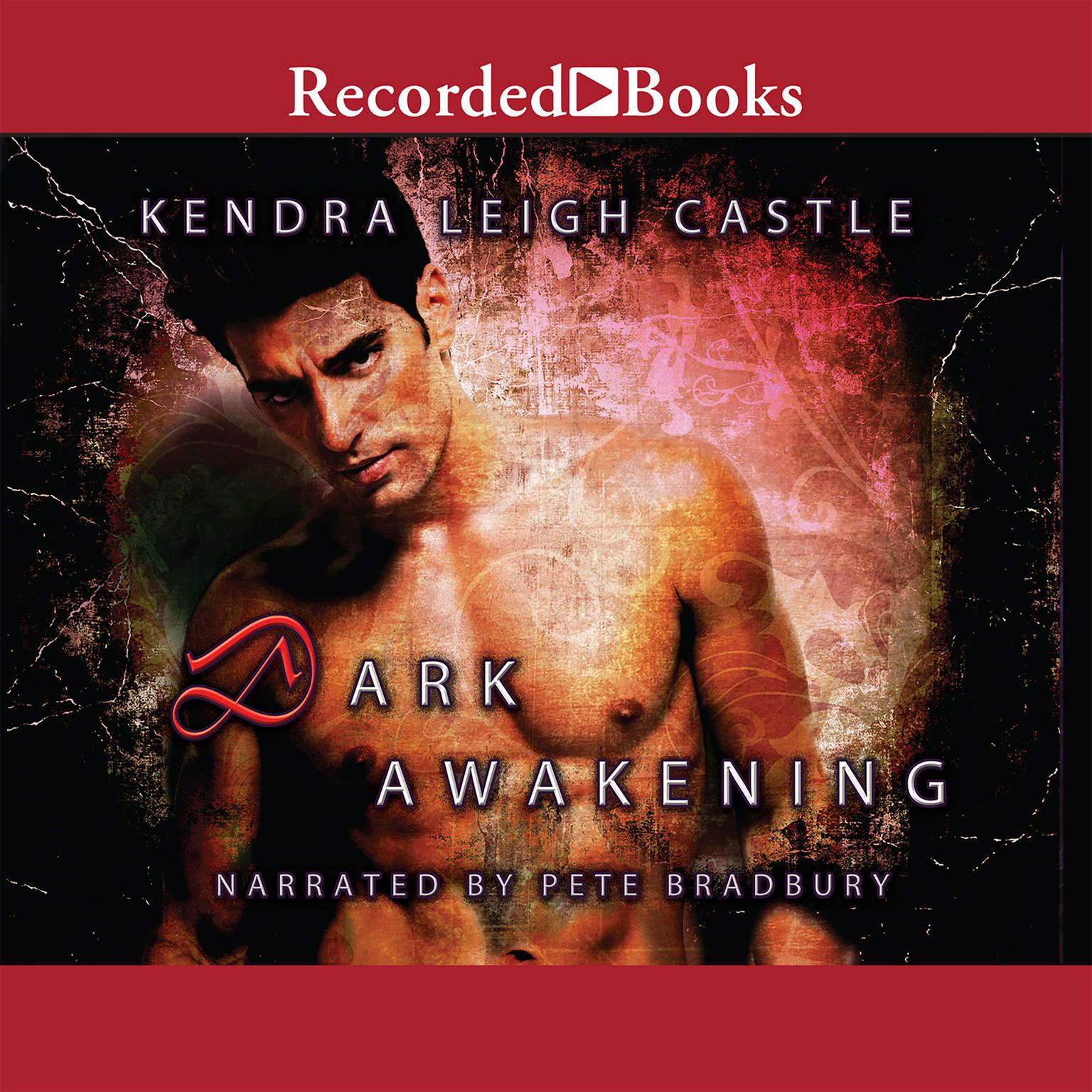 Printable Dark Awakening Audiobook Cover Art