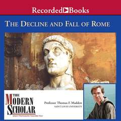 Decline and Fall of the Roman Empire Audiobook, by