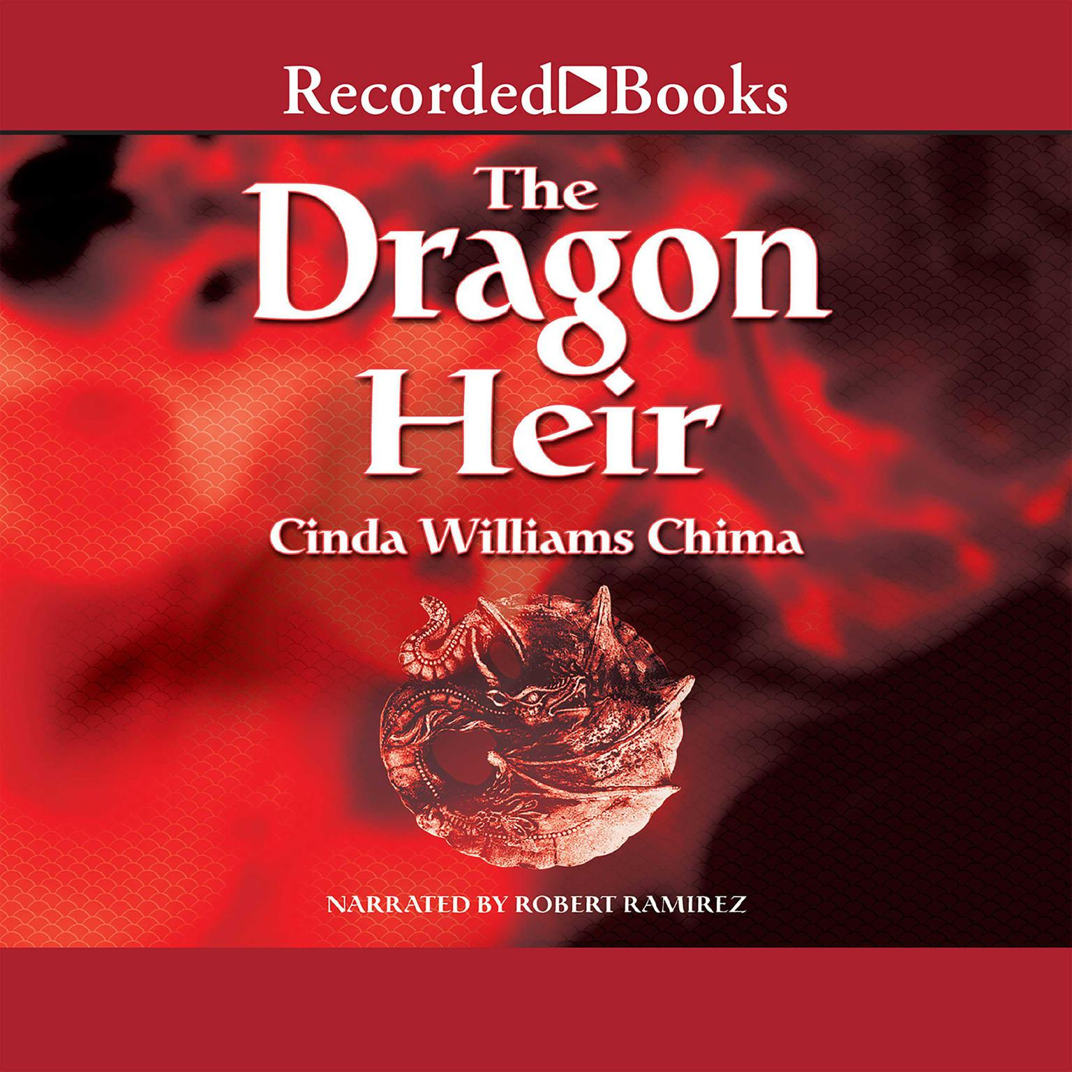 Printable Dragon Heir Audiobook Cover Art