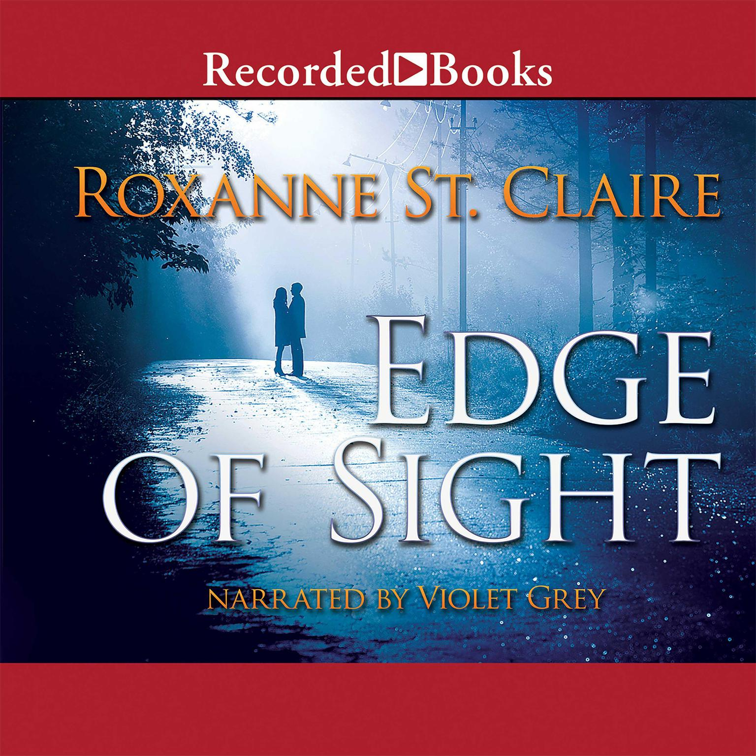 Printable Edge of Sight Audiobook Cover Art