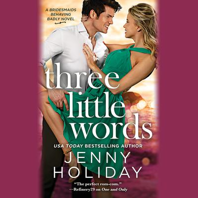 Three Little Words Audiobook, by Jenny Holiday