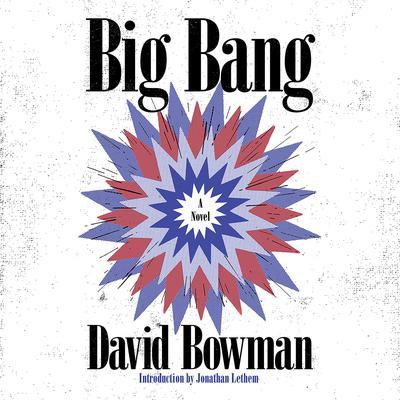 Big Bang Audiobook, by David Bowman