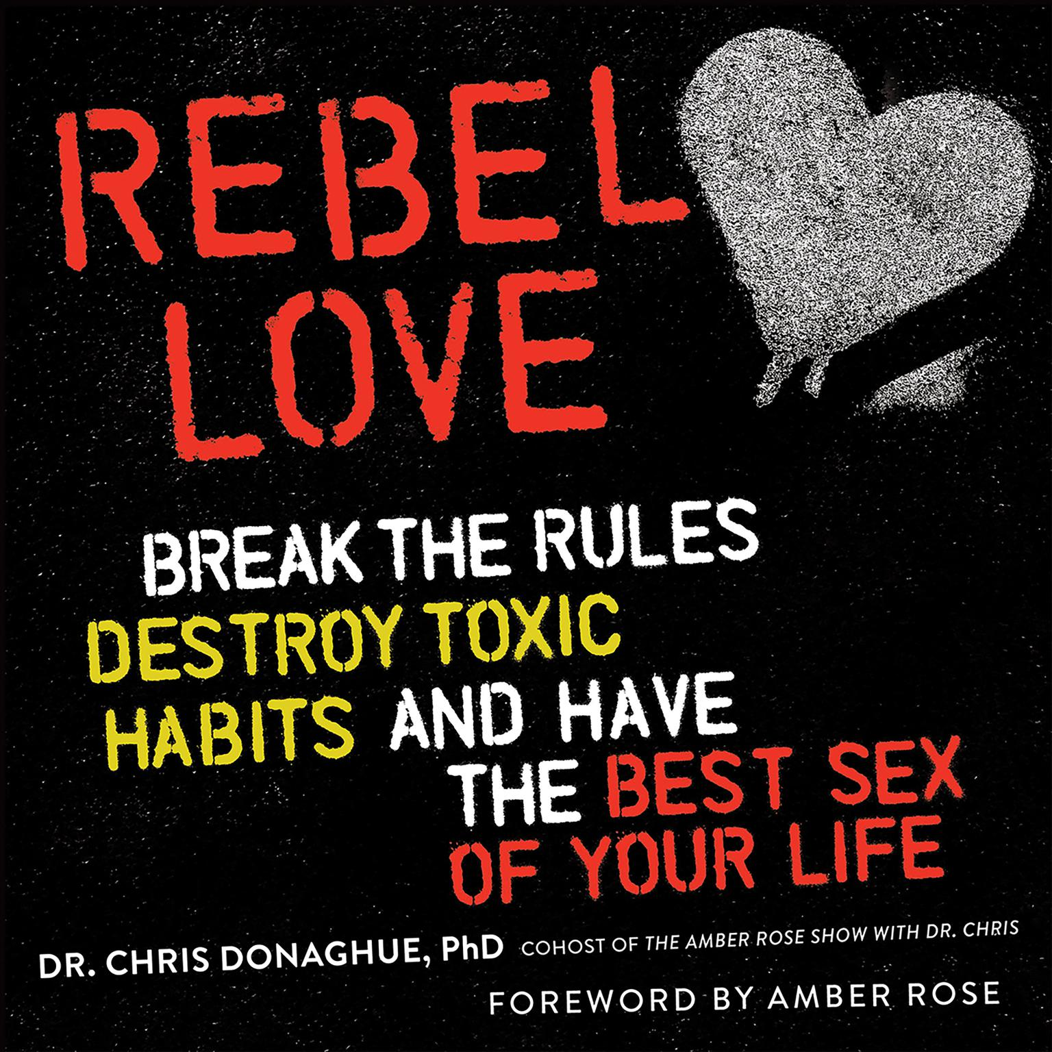 Rebel Love: Break the Rules, Destroy Toxic Habits, and Have the Best Sex of Your Life Audiobook, by Chris Donaghue