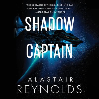 Shadow Captain Audiobook, by Alastair Reynolds