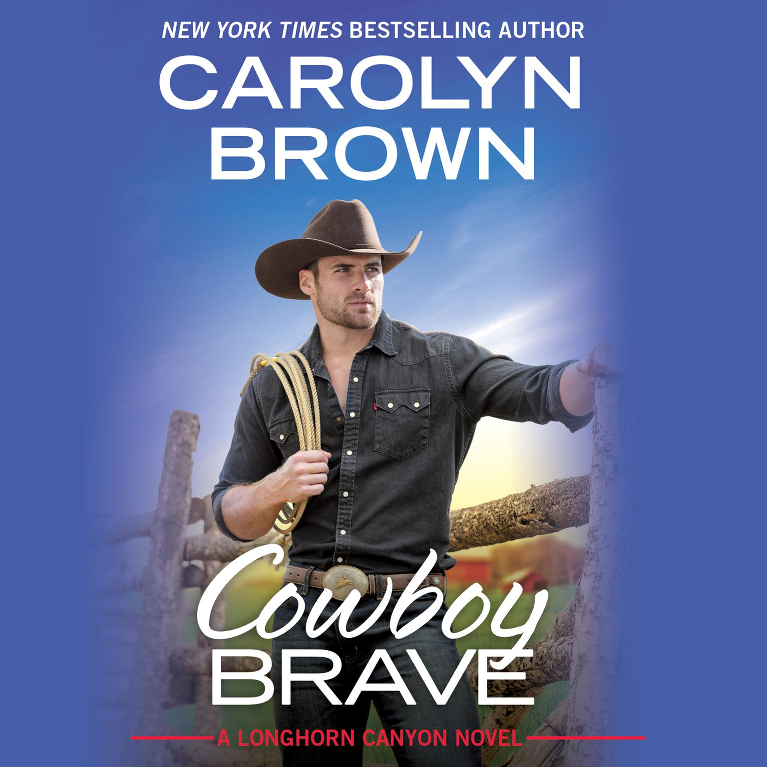 Printable Cowboy Brave: Two full books for the price of one Audiobook Cover Art