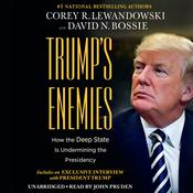 Trump's Enemies: How the Deep State Is Undermining the Presidency Audiobook, by Corey Lewandowski