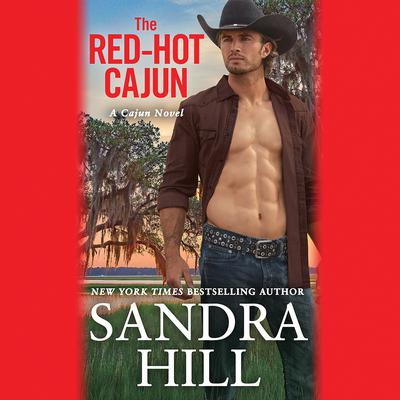 The Red-Hot Cajun Audiobook, by Sandra Hill