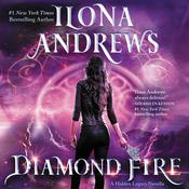 Diamond Fire Audiobook, by Ilona Andrews