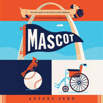 Mascot Audiobook, by Antony John