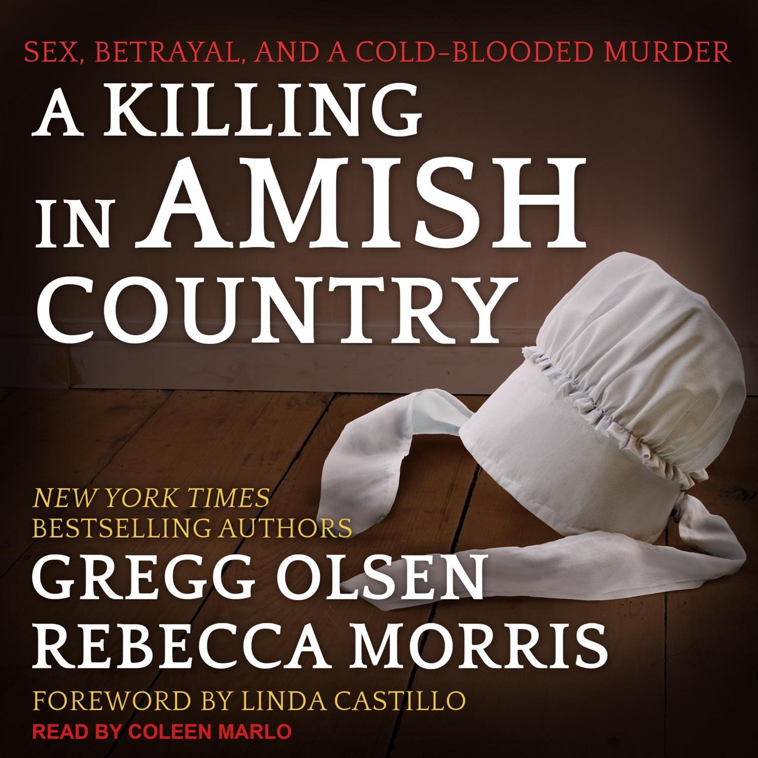 Printable A Killing in Amish Country: Sex, Betrayal, and a Cold-blooded Murder Audiobook Cover Art