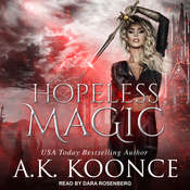 Hopeless Magic Audiobook, by Author Info Added Soon