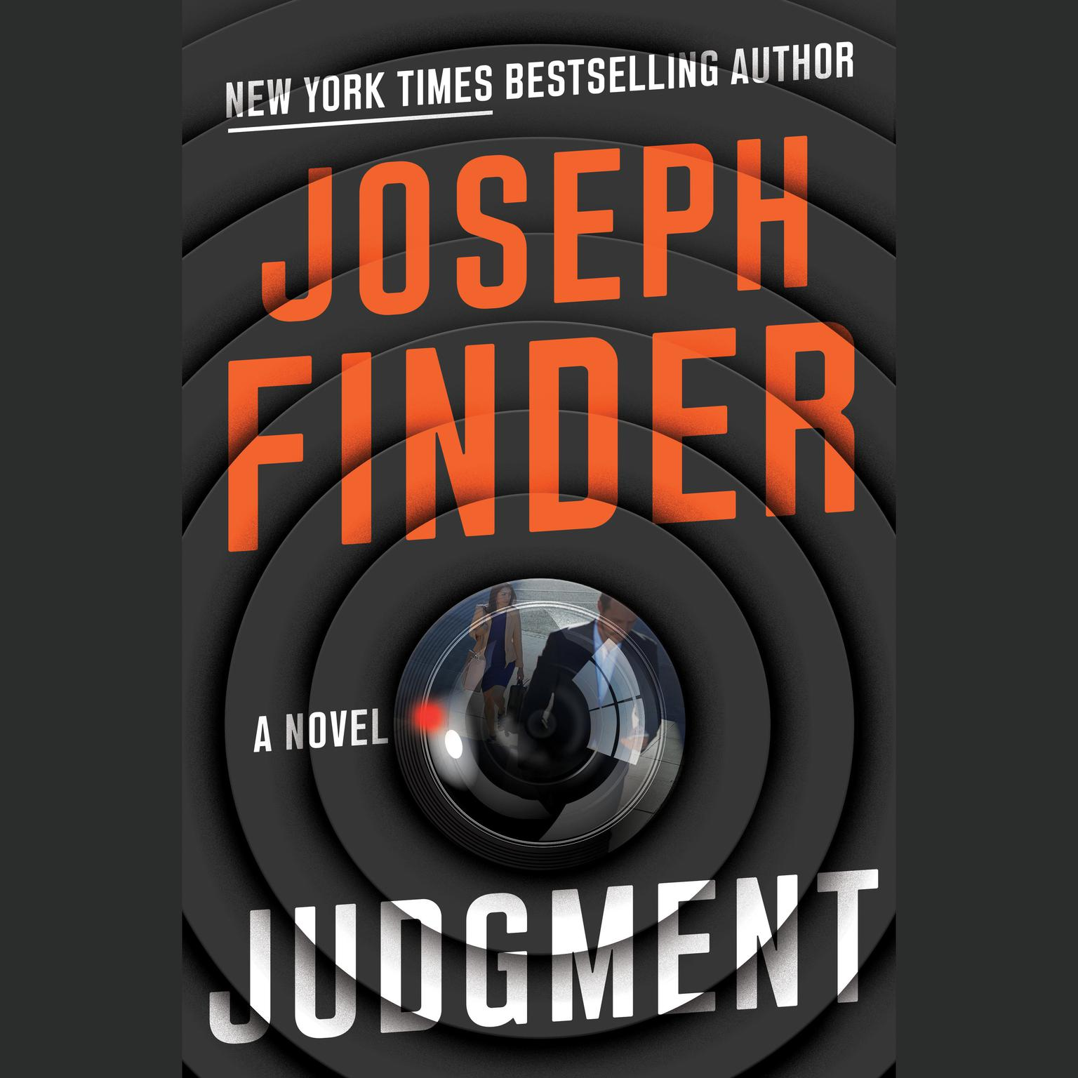 Judgment: A Novel Audiobook, by Joseph Finder