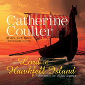 Lord of Hawkfell Island Audiobook, by Catherine Coulter|