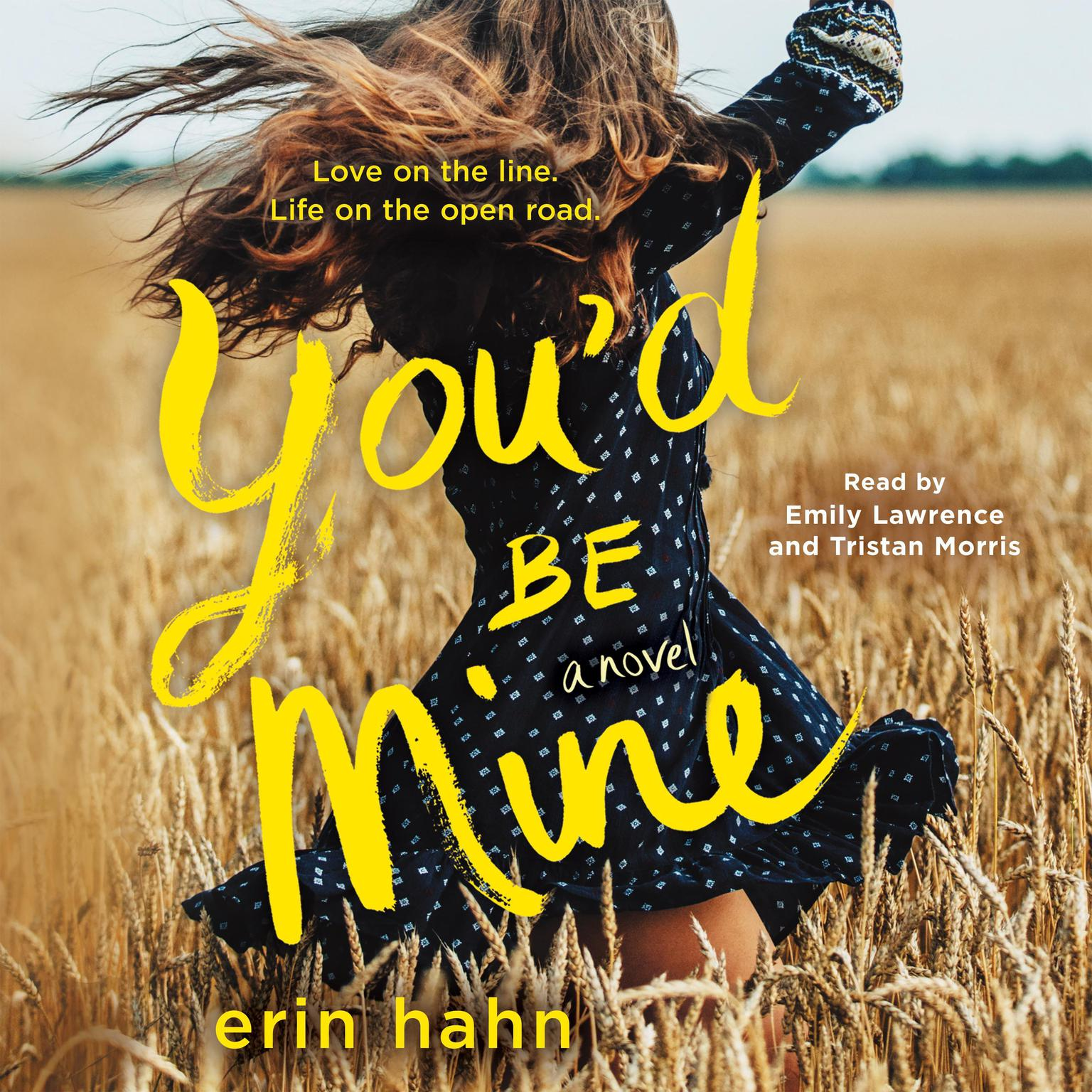Printable You'd Be Mine: A Novel Audiobook Cover Art
