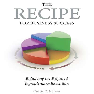 The Recipe For Business Success Audiobook, by Curtis R. Nelson