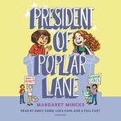 President of Poplar Lane Audiobook, by Margaret Mincks
