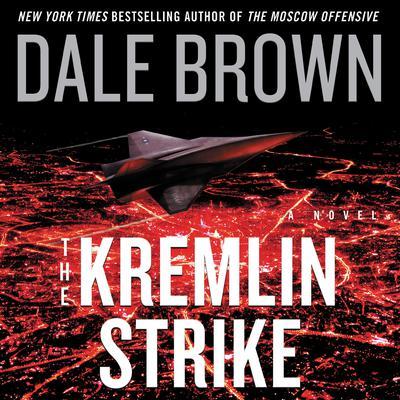 The Kremlin Strike: A Novel Audiobook, by