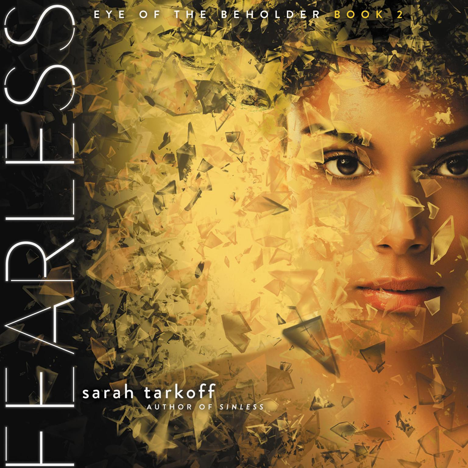 Printable Fearless Audiobook Cover Art