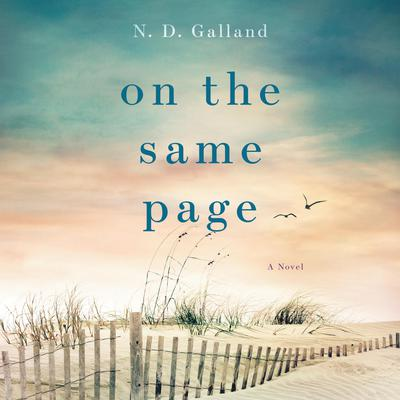 On the Same Page: A Novel Audiobook, by N. D. Galland