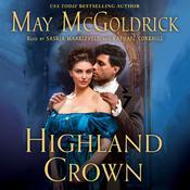 Highland Crown Audiobook, by May McGoldrick