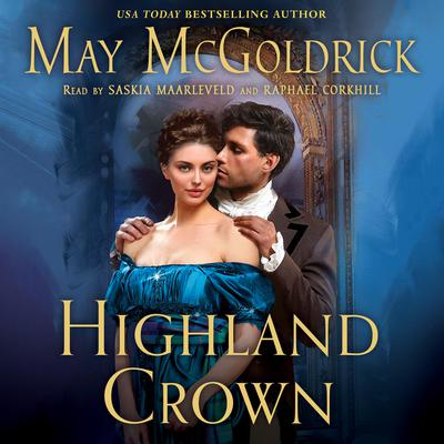Highland Crown Audiobook, by May McGoldrick
