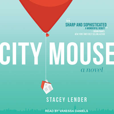 City Mouse Audiobook, by Stacey Lender