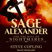 Sage Alexander and the Hall of Nightmares Audiobook, by Author Info Added Soon