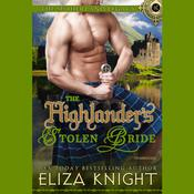 The Highlander's Stolen Bride Audiobook, by Eliza Knight
