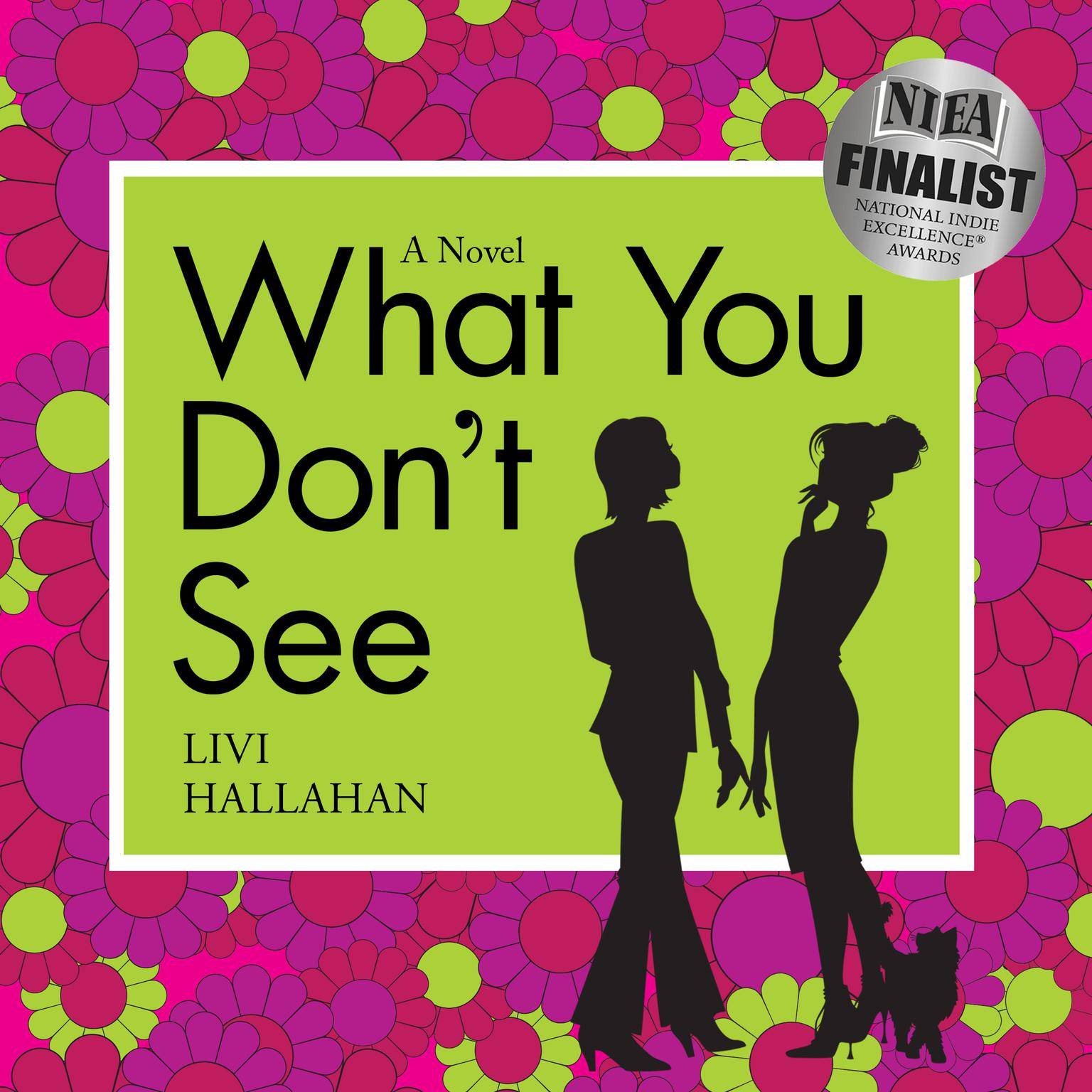 What You Dont See Audiobook, by Livi Hallahan