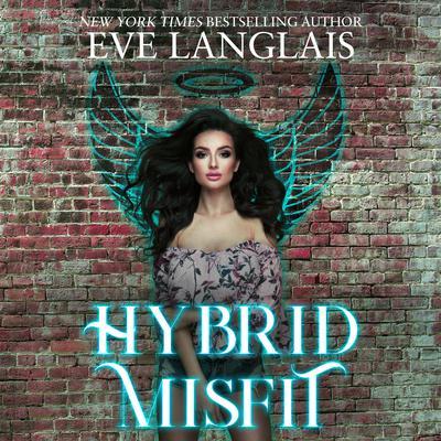 Hybrid Misfit Audiobook, by Eve Langlais