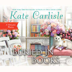 Buried in Books Audiobook, by Kate Carlisle