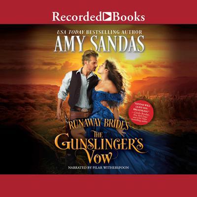 Gunslingers Vow Audiobook, by Amy Sandas
