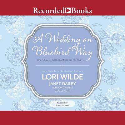 A Wedding on Bluebird Way Audiobook, by Lori Wilde