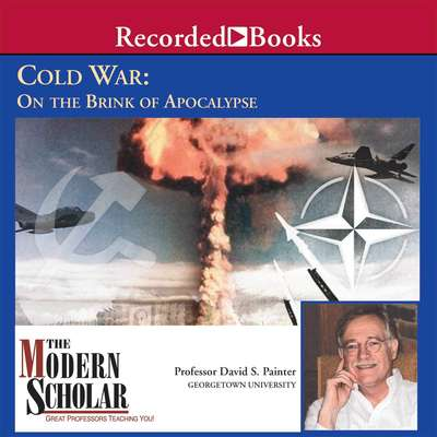 The Cold War Audiobook, by David Painter