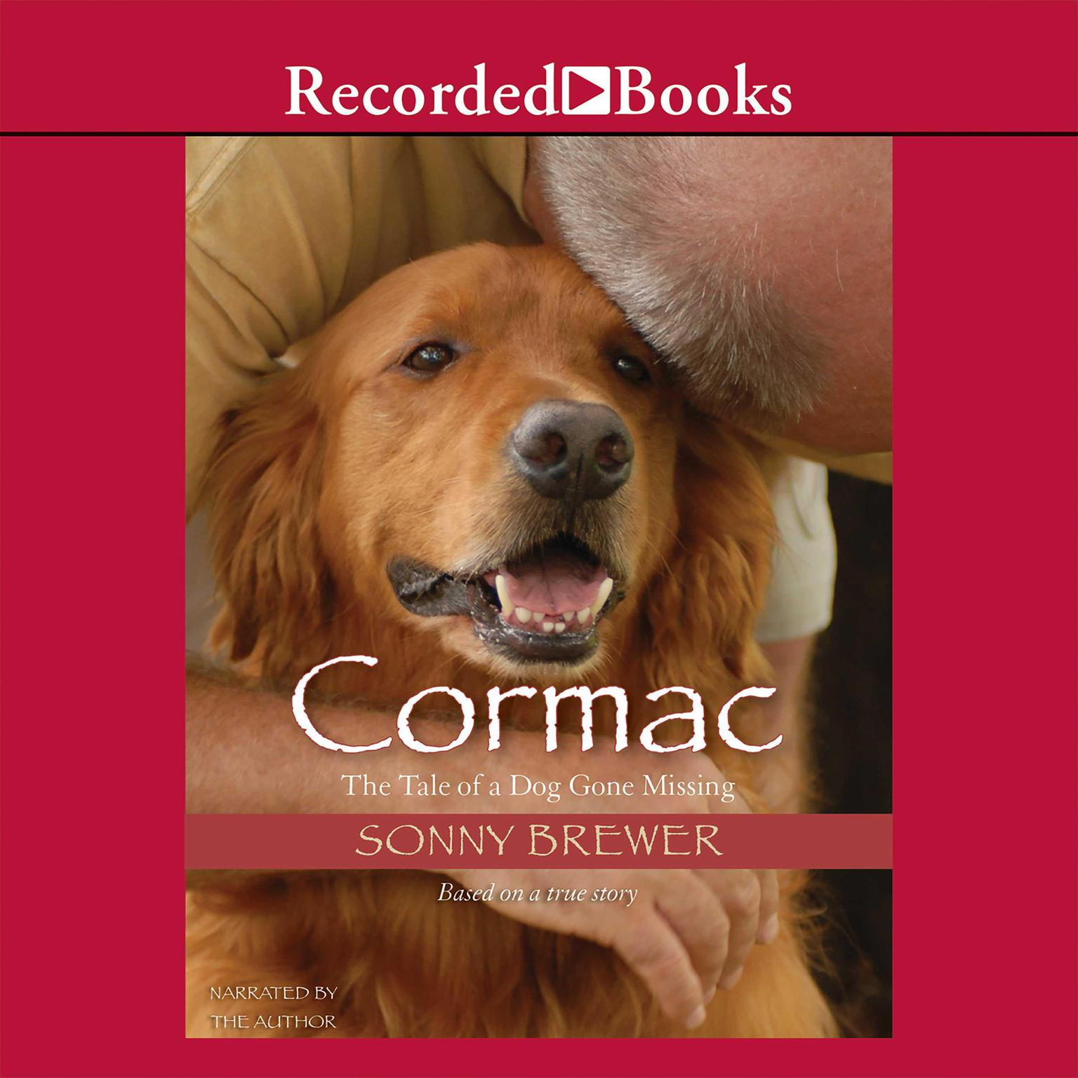 Printable Cormac Audiobook Cover Art