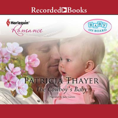 Cowboys Baby Audiobook, by Patricia Thayer