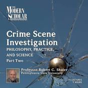 Crime Scene Investigation: PT.2 Audiobook, by Robert C. Shaler
