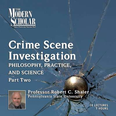 Crime Scene Investigation: PT.2 Audiobook, by Robert C. Shaler