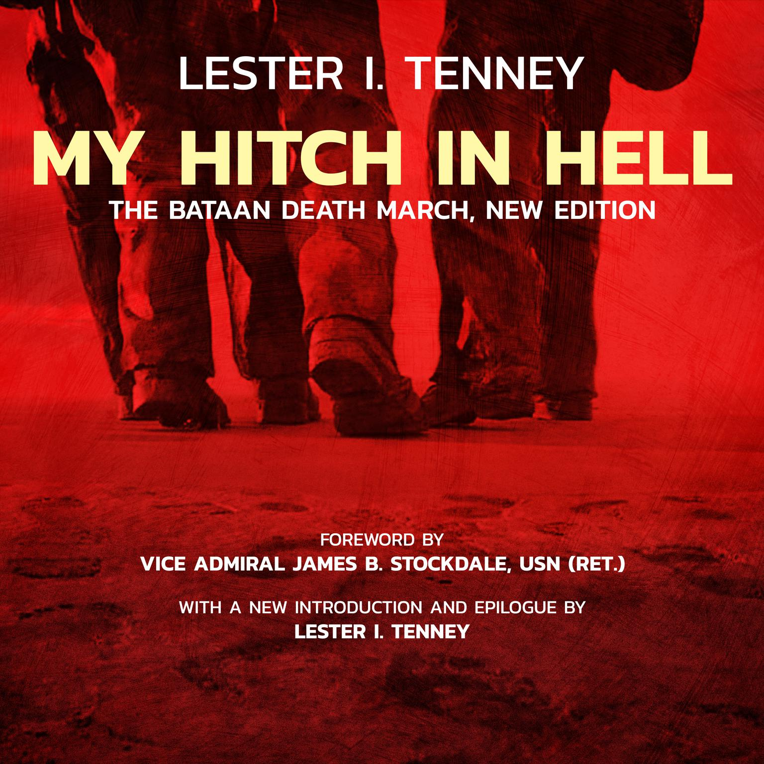 Printable My Hitch in Hell, New Edition: The Bataan Death March Audiobook Cover Art