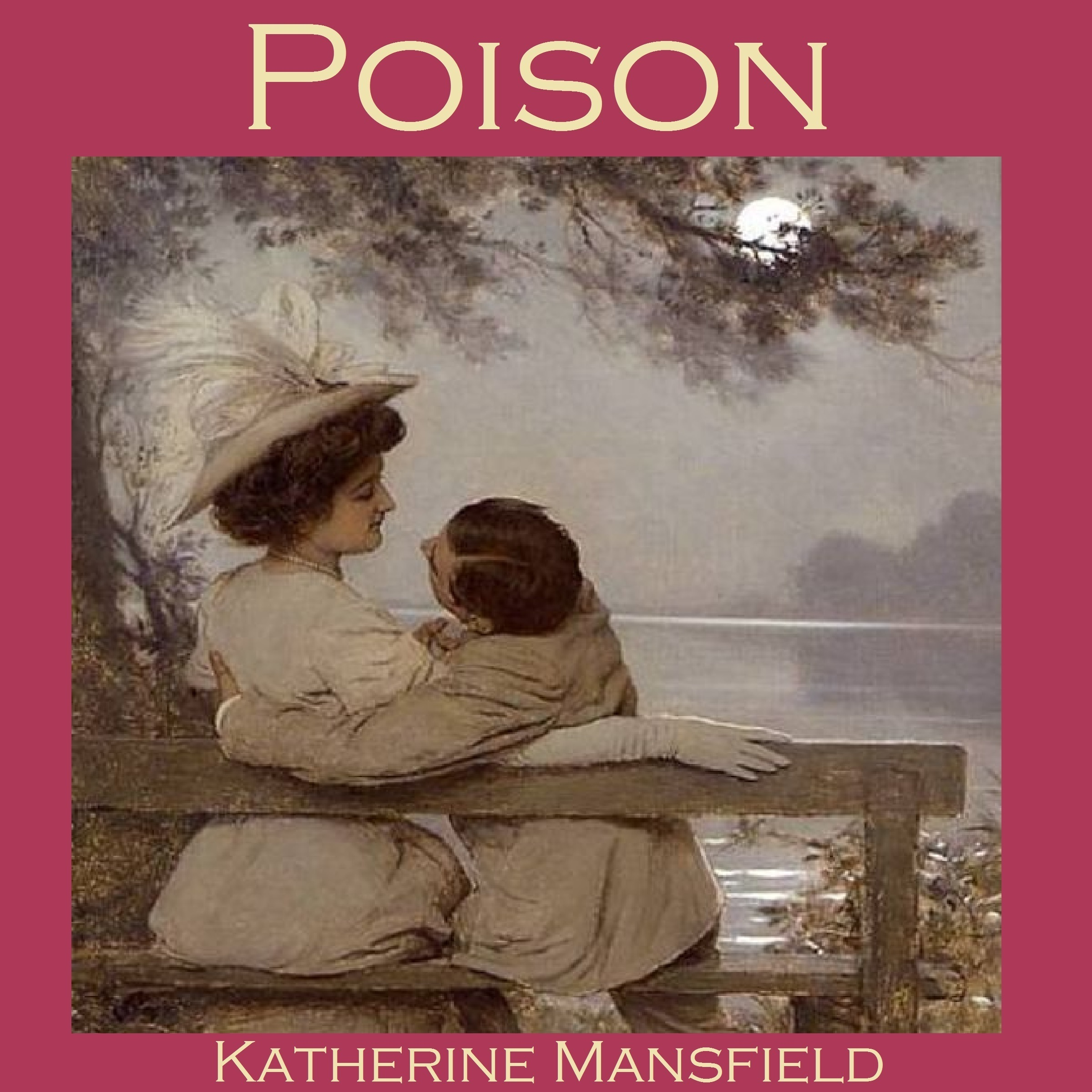 Printable Poison Audiobook Cover Art