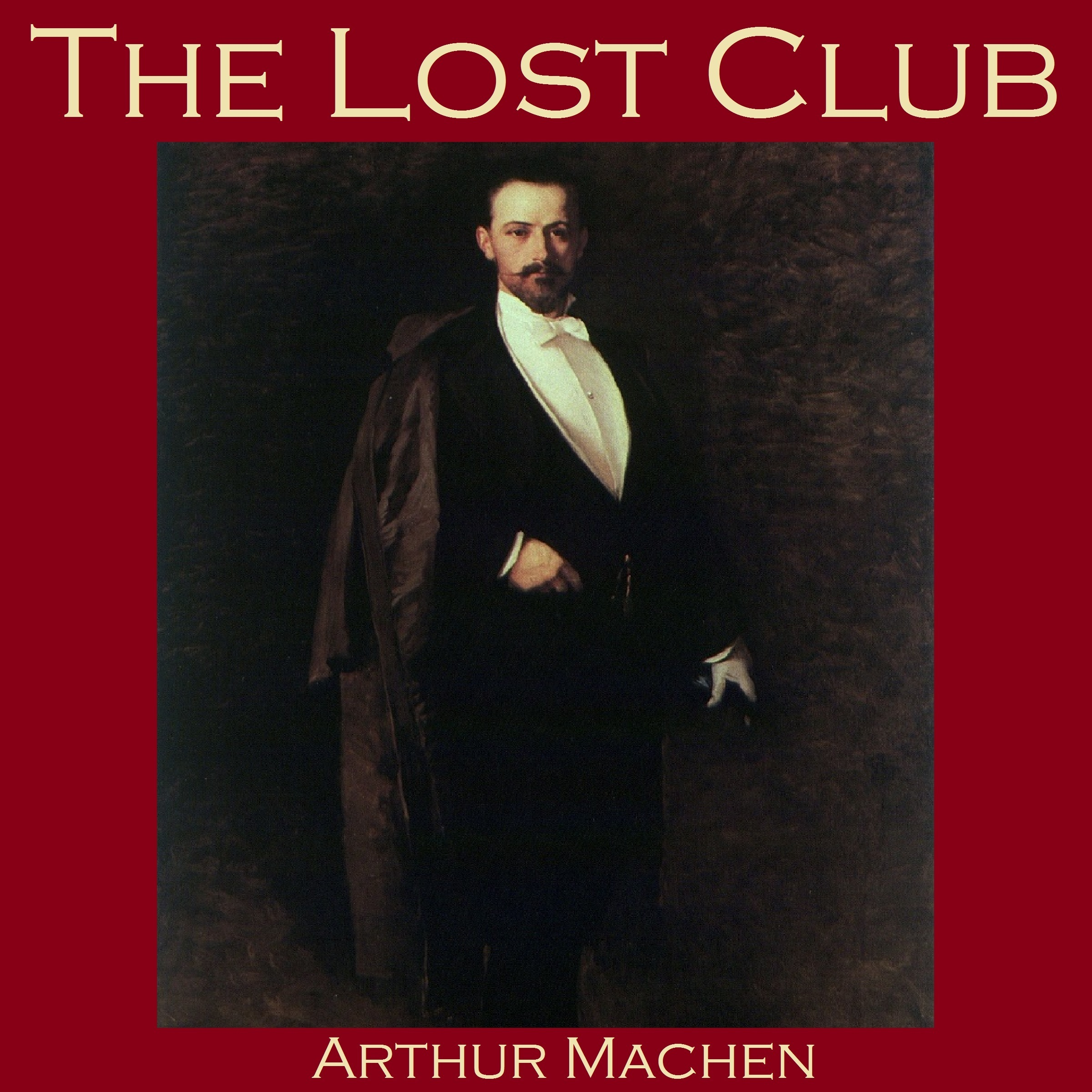 Printable The Lost Club Audiobook Cover Art