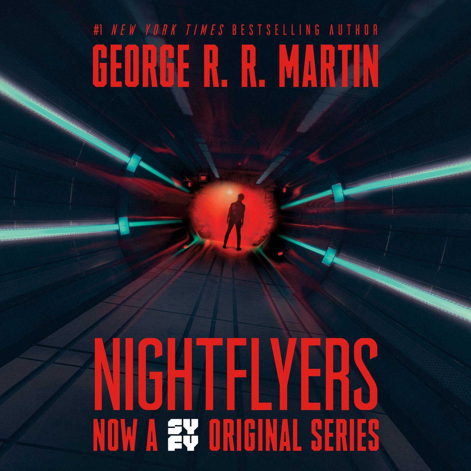 Printable Nightflyers Audiobook Cover Art