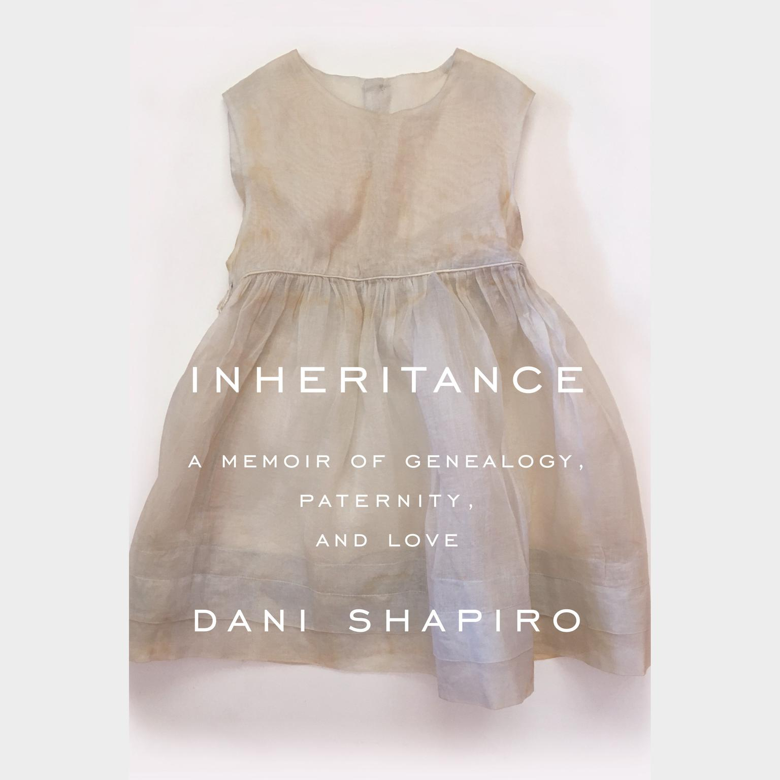 Printable Inheritance: A Memoir of Genealogy, Paternity, and Love Audiobook Cover Art