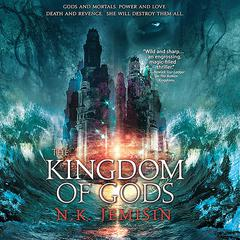 The Kingdom of Gods Audiobook, by N. K. Jemisin